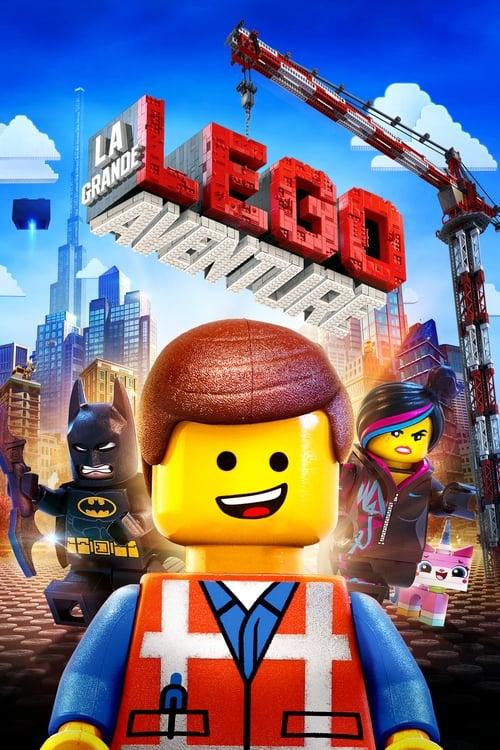 ➤ La grande aventure LEGO (2014) streaming openload