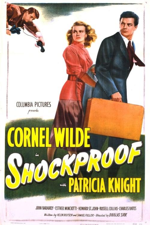 Shockproof poster