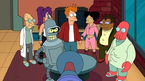 Futurama - Season 6 - Episode 11: Lrrreconcilable Ndndifferences