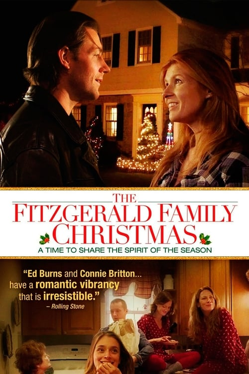 Largescale poster for The Fitzgerald Family Christmas