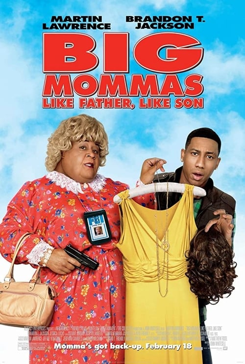 Streaming Big Mommas: Like Father, Like Son (2011) Full Movie