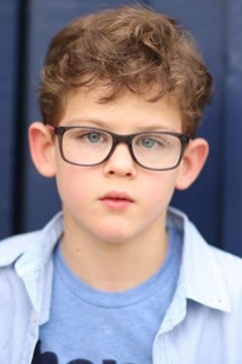 Kép: Gavin McHugh színész profilképe