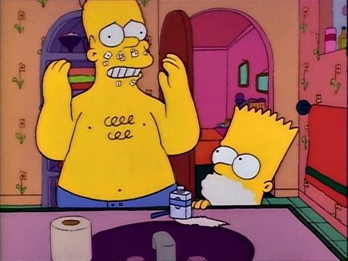 The Simpsons - Season 2 - Episode 11: One Fish, Two Fish, Blowfish, Blue Fish