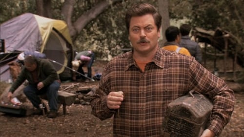 Parks and Recreation - Season 3 - Episode 8: Camping