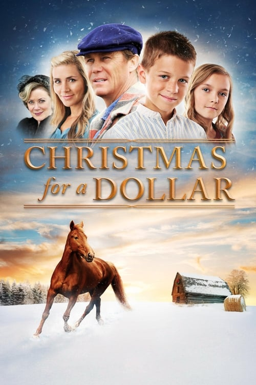 Largescale poster for Christmas for a Dollar