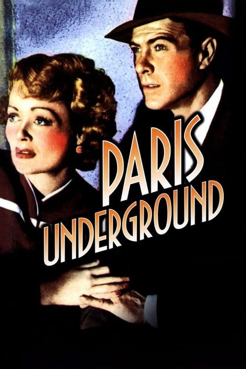 Mira La Película Paris Underground Con Subtítulos En Línea