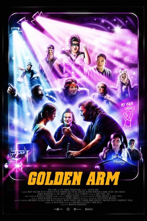 Largescale poster for Golden Arm