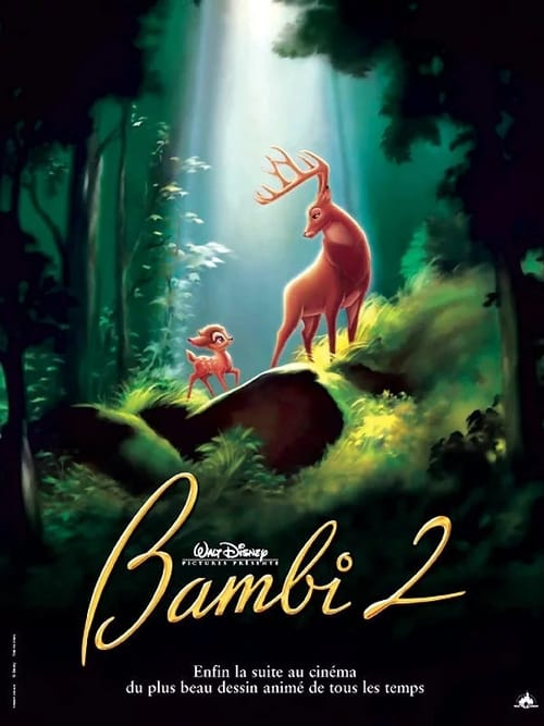 [1080p] Bambi 2 (2006) streaming Disney+ HD