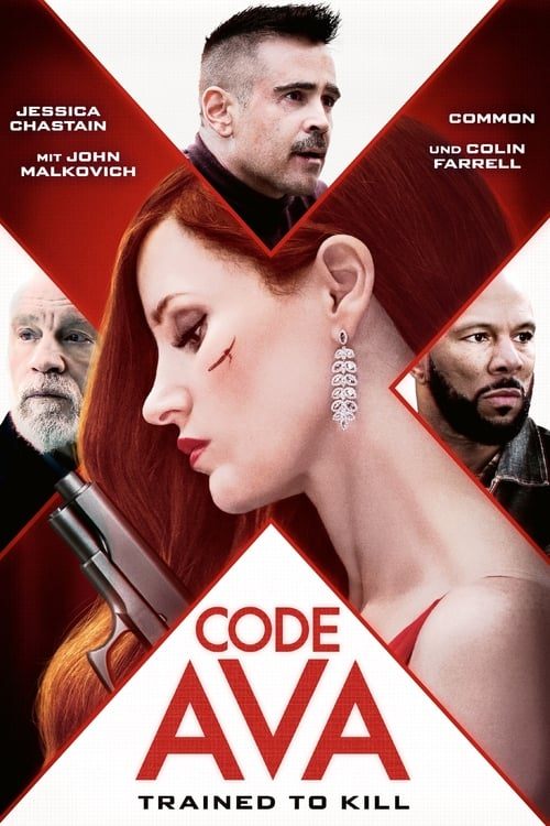 Poster von Code Ava - Trained to Kill
