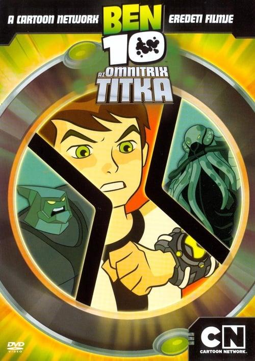 Imagen Ben 10: El secreto del Omnitrix