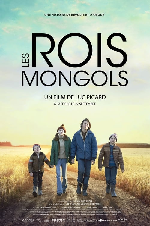 Mira Les rois mongols Con Subtítulos En Línea