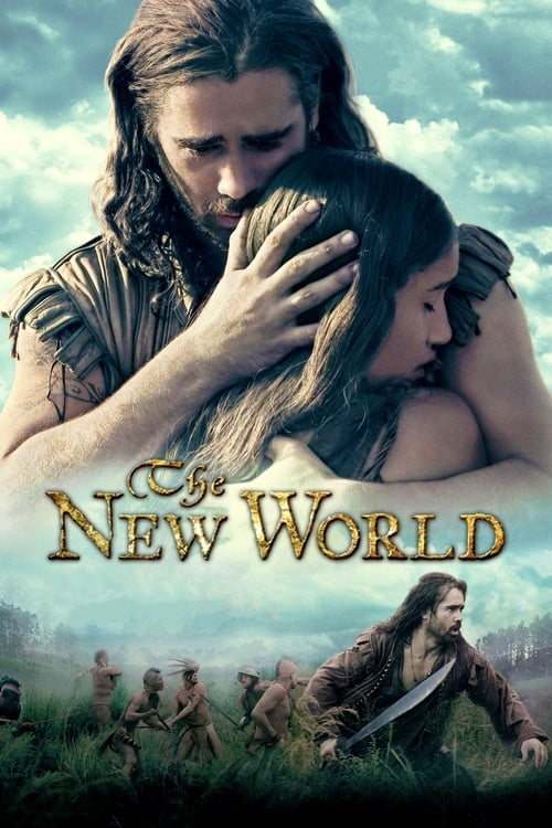 The New World Affiche de film