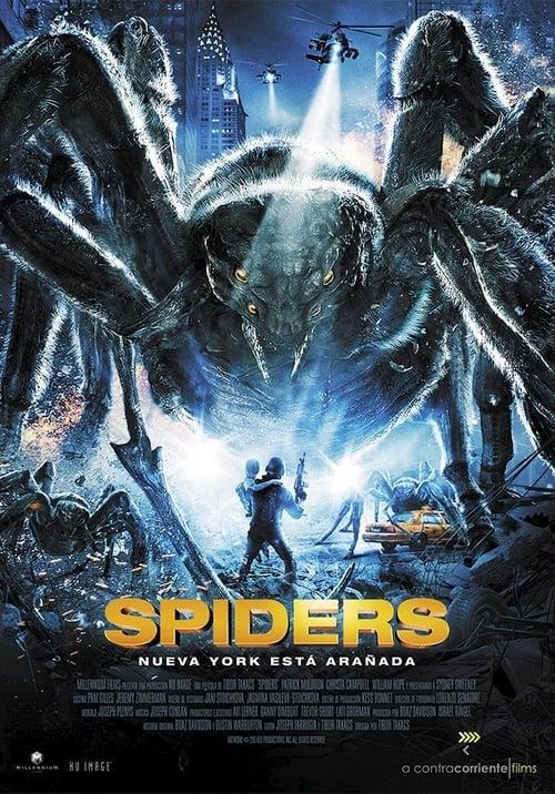 Mira La Película Spiders Doblada Por Completo