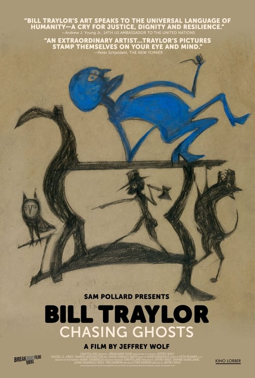 Bill Traylor: Chasing Ghosts English Full Movie Online