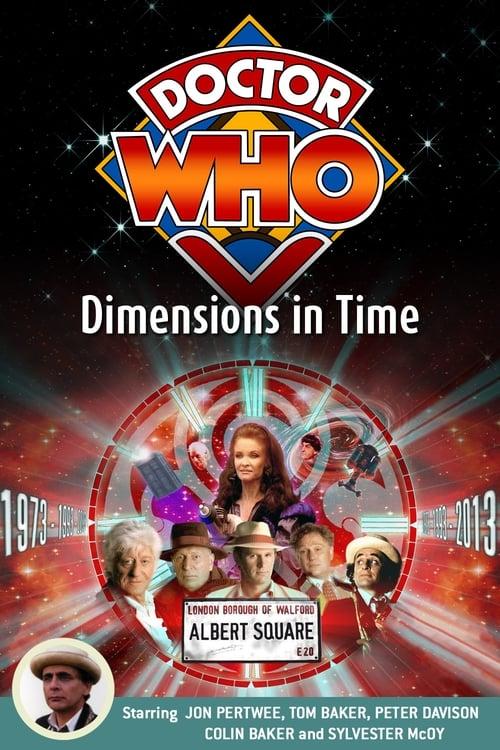 Película Doctor Who: Dimensions in Time En Buena Calidad Hd