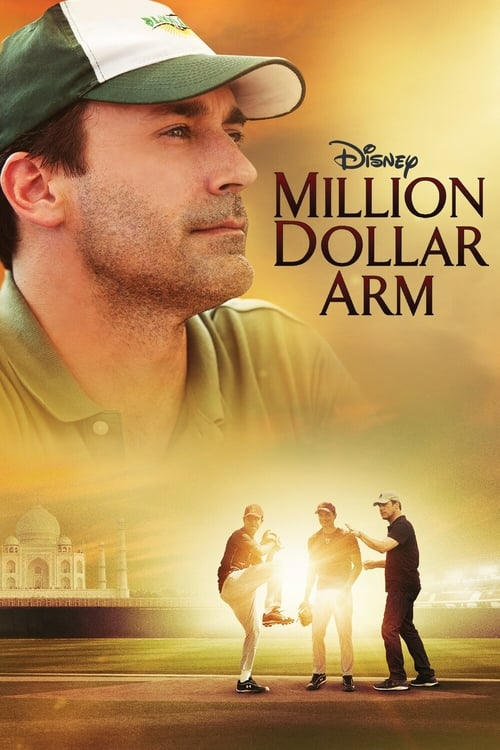 Million Dollar Arm - Poster