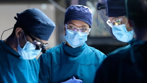 The Good Doctor - Season 3 - Episode 15: Unsaid