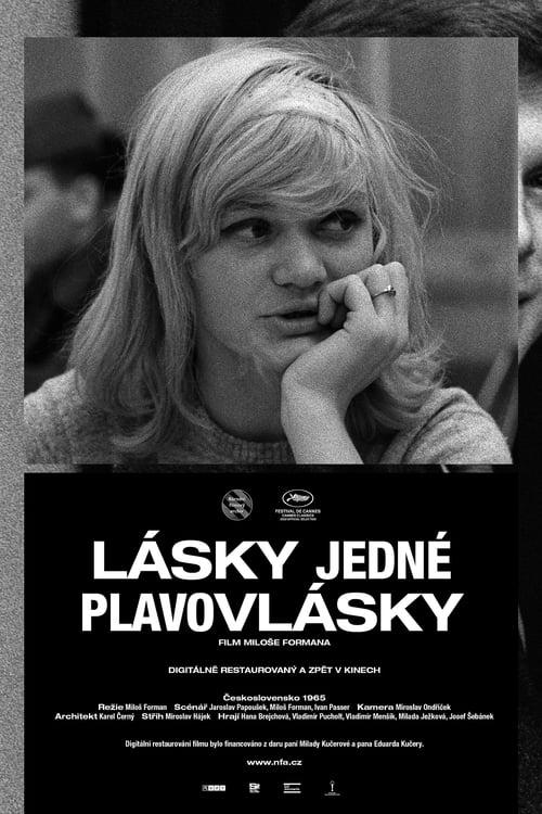 مشاهدة Lásky jedné plavovlásky مع ترجمة باللغة العربية