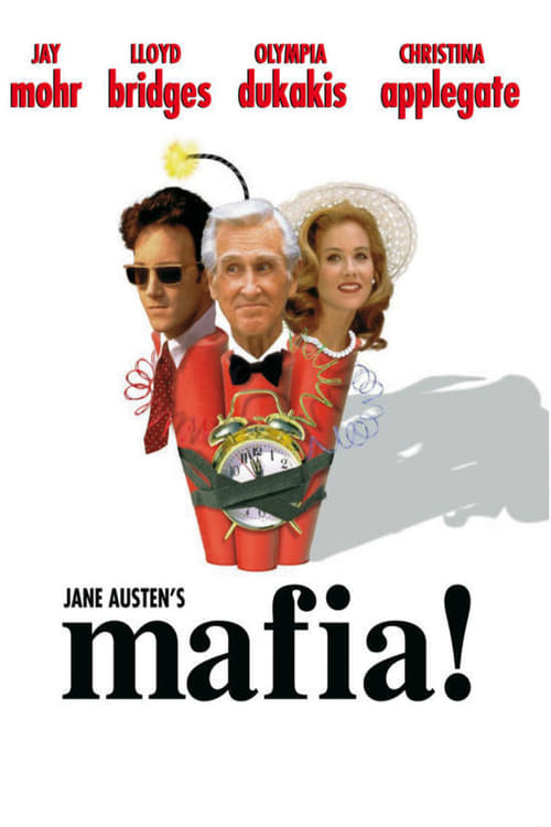 Largescale poster for Jane Austen's Mafia!