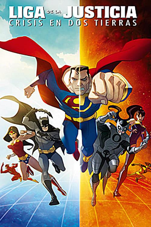 Película La Liga de la Justicia: Crisis en dos tierras Con Subtítulos En Línea