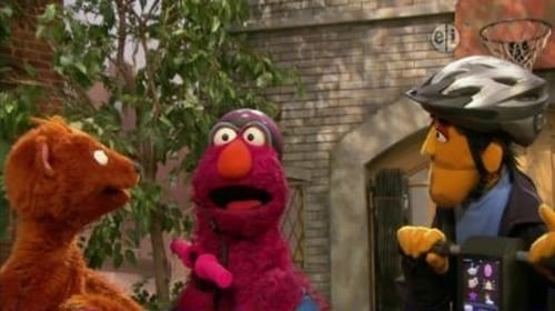 Sesame Street: Season 41 – Episod There's An App For That