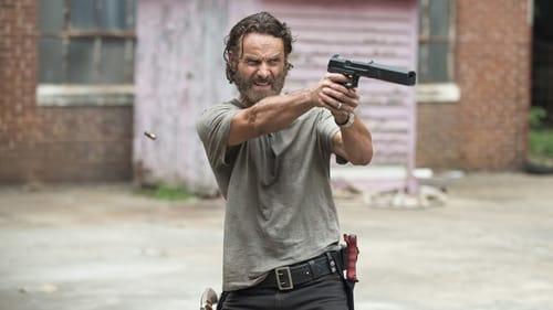 The Walking Dead - Season 5 - Episode 7: Crossed