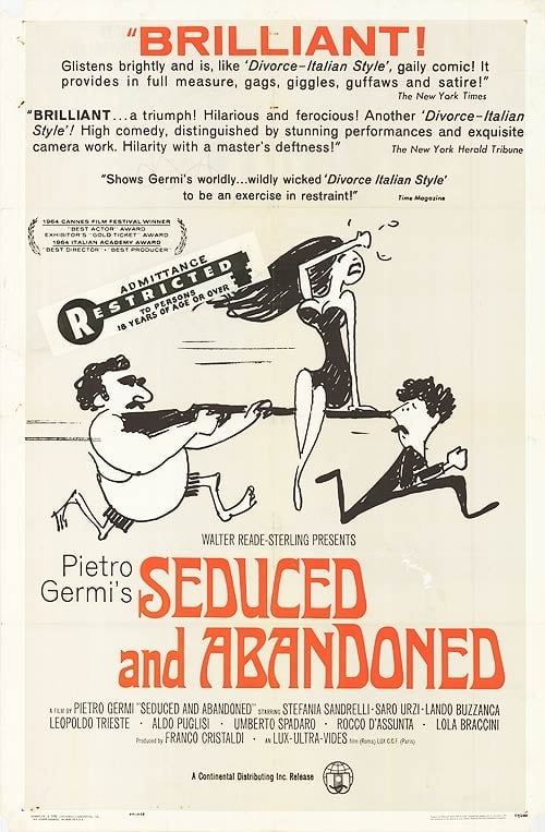Seduced and Abandoned (1964)
