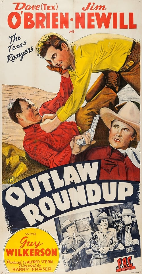 Ver pelicula Outlaw Roundup Online