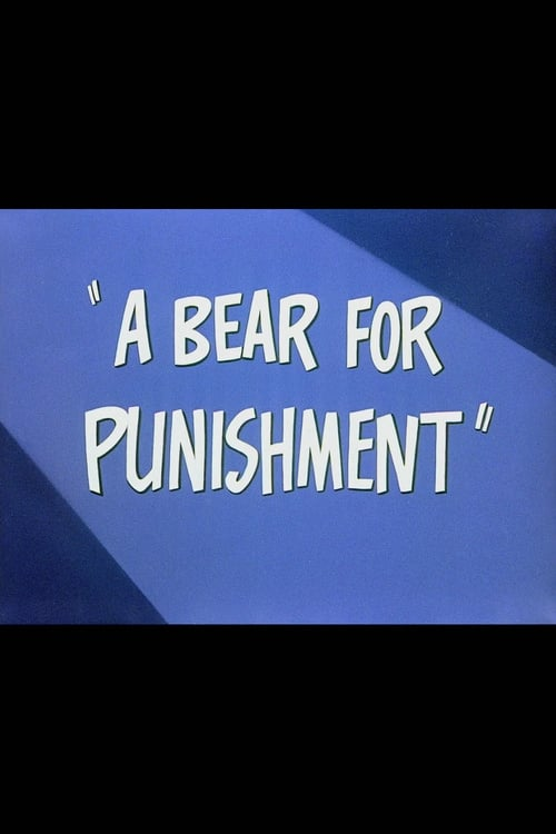 A Bear for Punishment Streaming VF