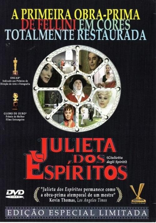 Filme Julieta dos Espíritos Em Português