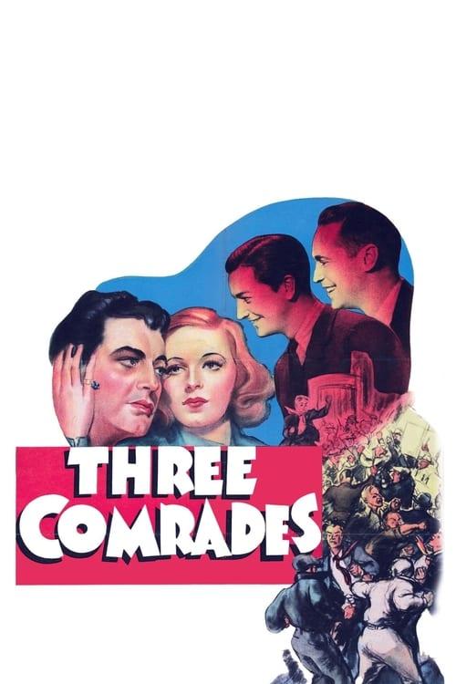 Película Tres camaradas En Buena Calidad Gratis