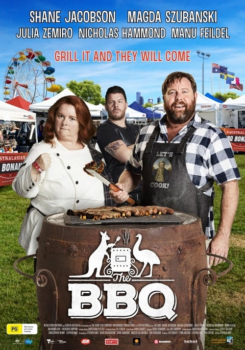 Watch The BBQ [2017] Online Free DVDRip