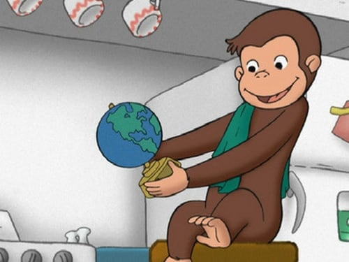 Curious George: Season 1 – Episod Curious George Gets a Trophy
