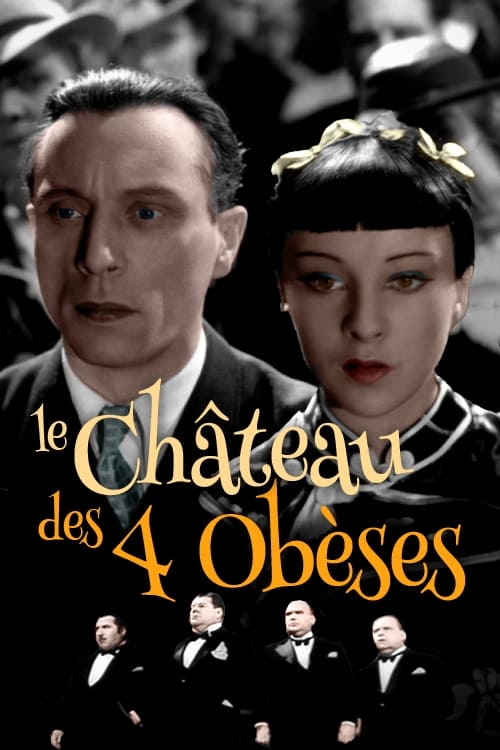 Filme Le château des 4 obèses Em Boa Qualidade Hd 720p