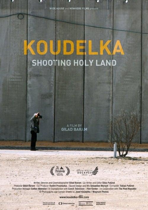 Ver pelicula Koudelka Shooting Holy Land Online