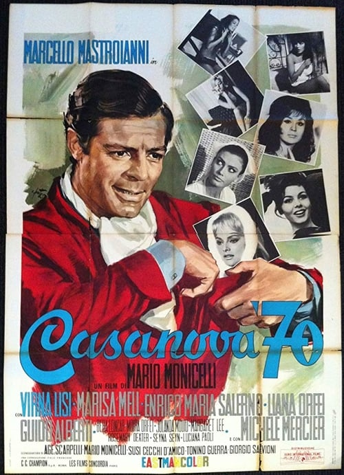 Mira Casanova '70 En Buena Calidad Hd