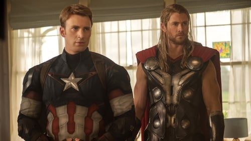 Avengers 2: La Era de Ultrón