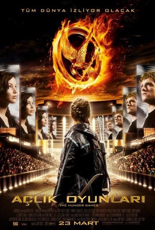 The Hunger Games ( Açlık Oyunları )