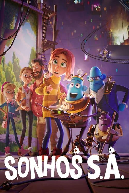 Assistir Sonhos S.A. - HD 720p Dublado Online Grátis HD