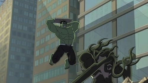 Marvel's Hulk and the Agents of S.M.A.S.H: Season 1 – Episod The Venom Inside
