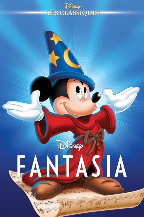 ➤ Fantasia (1940) streaming Netflix FR