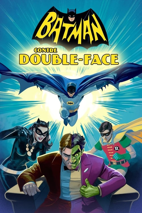 Image Batman contre Double-Face