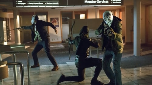 Arrow: Season 1 – Episode Legacies