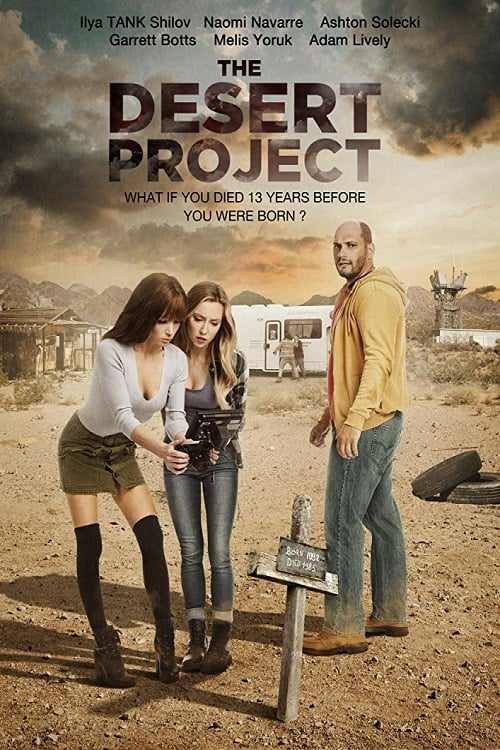 The Desert Project (2020) Poster