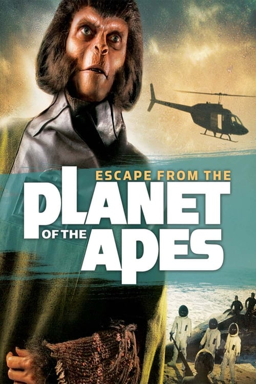 Streaming Escape from the Planet of the Apes (1971) Best Quality Movie