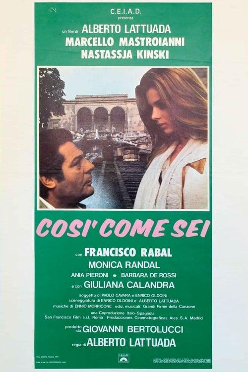 Così come sei (1978)