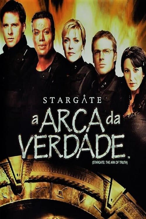 DA ARCA STARGATE BAIXAR VERDADE A FILME