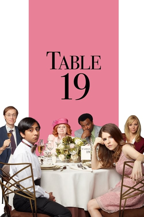 Watch Table 19 (2017) Best Quality Movie