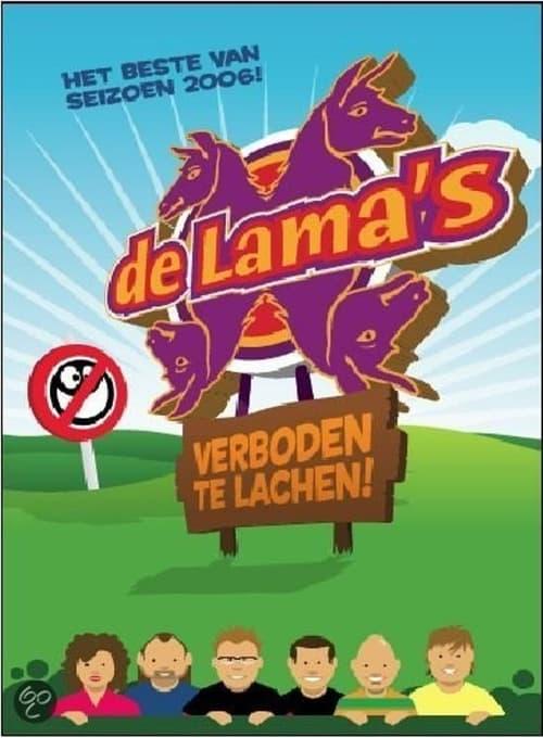 Largescale poster for De Lama's Verboden Te Lachen