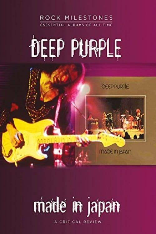 Assistir Filme Made in Japan: The Rise of Deep Purple Mk II Em Português